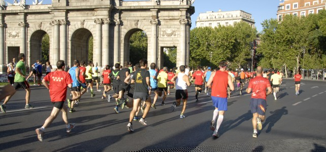 Madrid corre por Madrid 2014