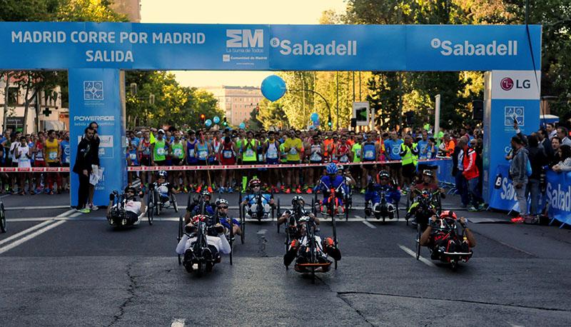 Galería de imágenes Madrid corre por Madrid 2015