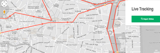 Sigue Online Madrid corre por Madrid 2015