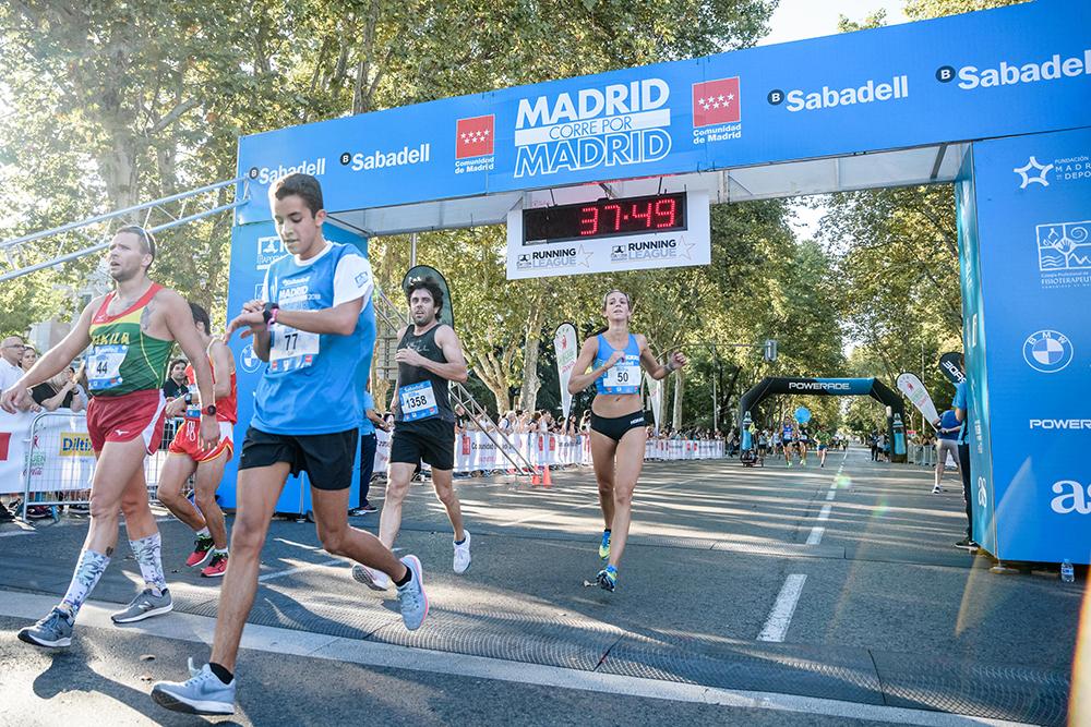 Inscripciones Abiertas para  Madrid Corre por Madrid 2019