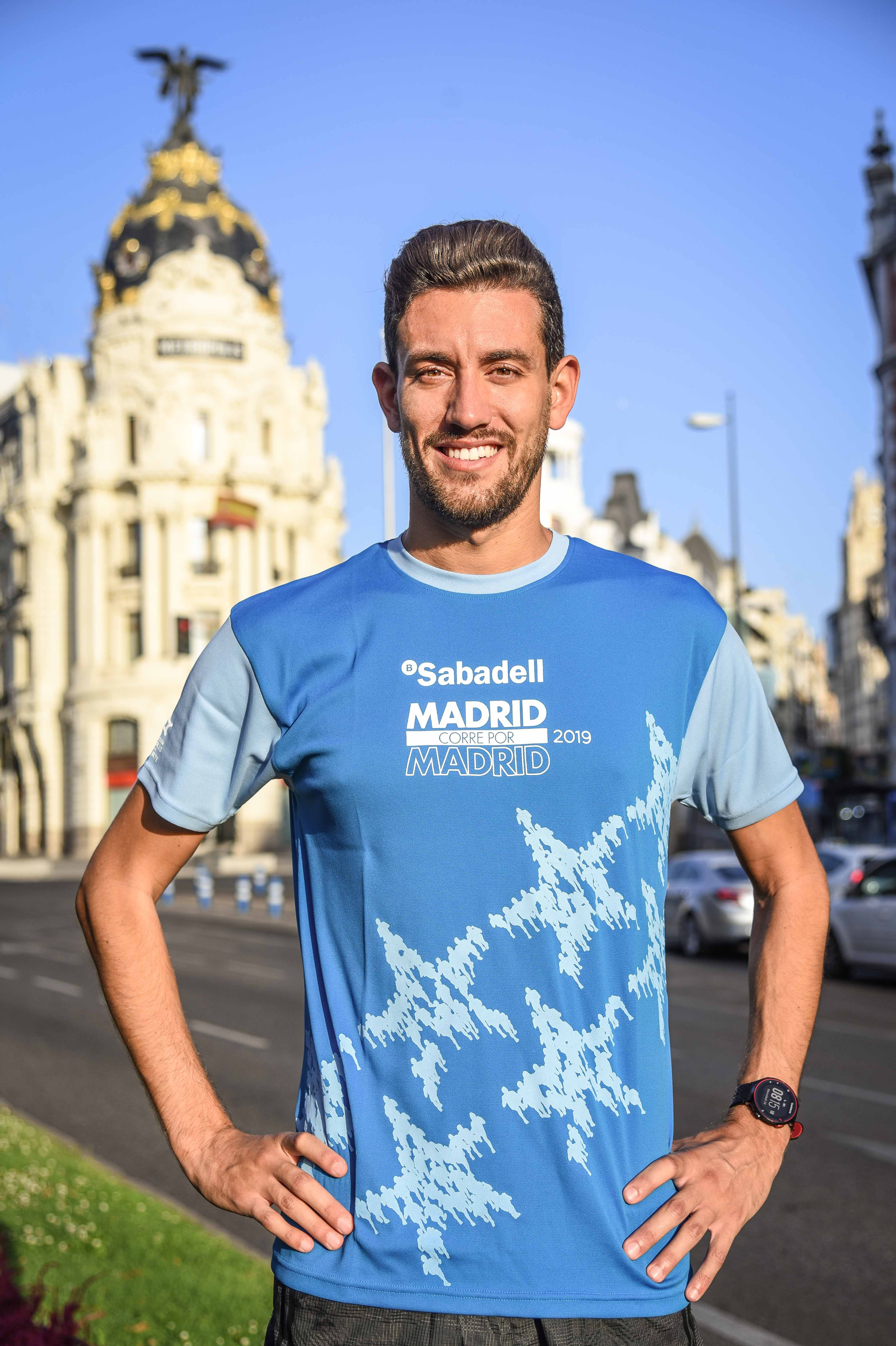 Camiseta oficial Madrid corre por Madrid